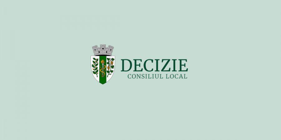 Proiect de decizie ,,Cu privire la solicitarea scutirii de taxe locale a operatorilor de transport,, pentru ședința consilului din data de 16.03.2021.