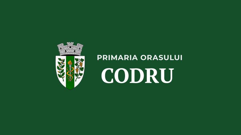 Anunţ privind organizarea consultărilor publice.